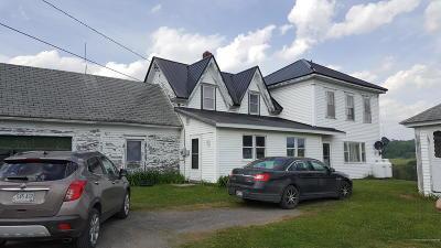 Easton Single Family Home For Sale: 100 Graham Road