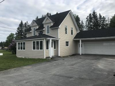 Fort Kent Single Family Home For Sale: 42 South Perley Brook Road