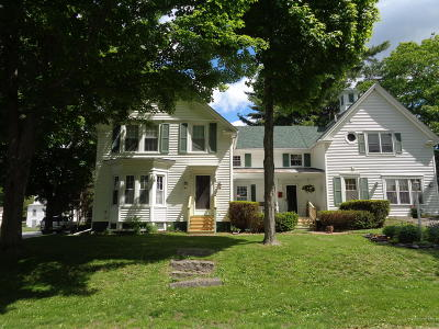 Single Family Home For Sale: 156 Lawrence Street