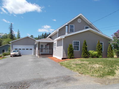 Caribou Single Family Home For Sale: 9 McKinley Street