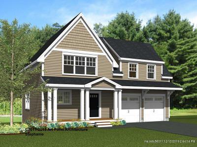 Portland Single Family Home For Sale: 16 Trailhead Way
