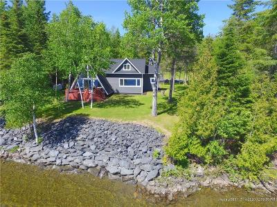 Madawaska Single Family Home For Sale: 916 Baie Creuse Long Lake Road