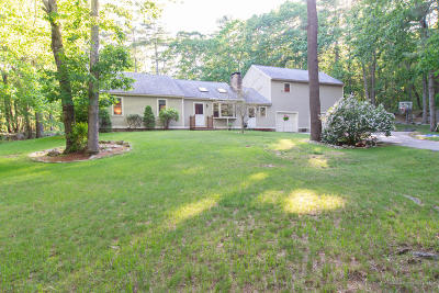 York Single Family Home For Sale: 536 Cider Hill Road