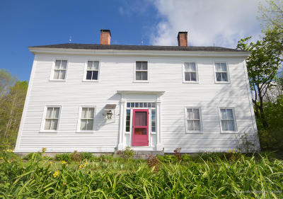 Single Family Home For Sale: 55 High Street
