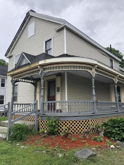 Brewer Multi Family Home For Sale: 159 Wilson Street