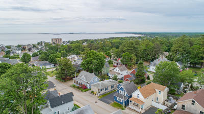 Old Orchard Beach Single Family Home For Sale: 29 Highland Avenue