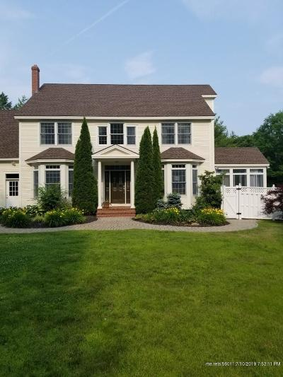 Falmouth Single Family Home For Sale: 107 Hardy Road