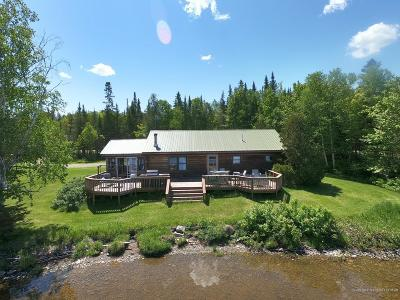 Westmanland Single Family Home For Sale: 335 Little Madawaska Lake Road