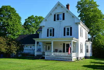 Aroostook-County Single Family Home For Sale: 14 Elm Street