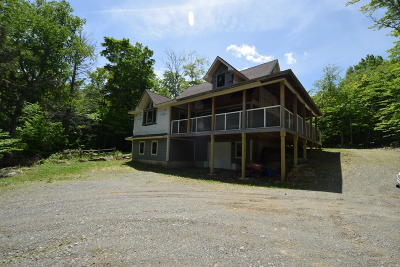Danforth ME Single Family Home For Sale: $139,000