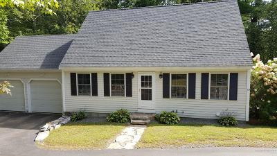Falmouth Single Family Home For Sale: 30 Brook Road