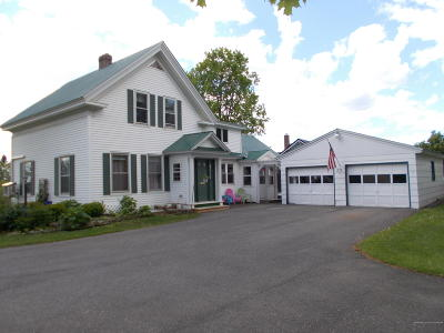 Presque Isle Single Family Home For Sale: 275 State Street