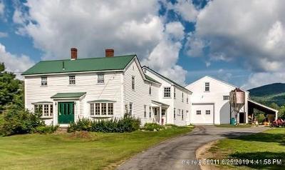 Single Family Home For Sale: 69 Redding Road