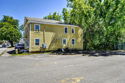 Single Family Home For Sale: 230 Water Street