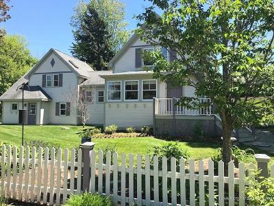 Kennebunk Single Family Home For Sale: 87 Boothby Road