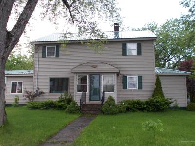 Caribou Single Family Home For Sale: 26 Glenn Street