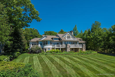 York Single Family Home For Sale: 13 Phillips Cove Road