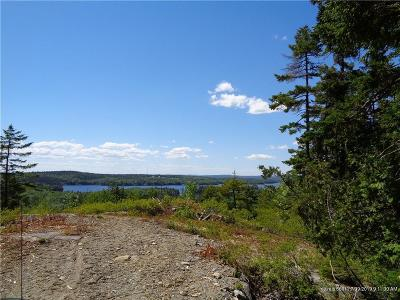 Gouldsboro Residential Lots & Land For Sale: Lot 18 Pond Road