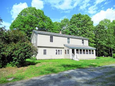 Single Family Home For Sale: 568 Main Street