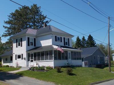 Limestone Single Family Home For Sale: 53 Church Street