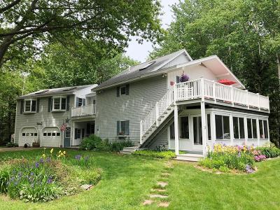 Kennebunkport Single Family Home For Sale: 3 Hillside Drive