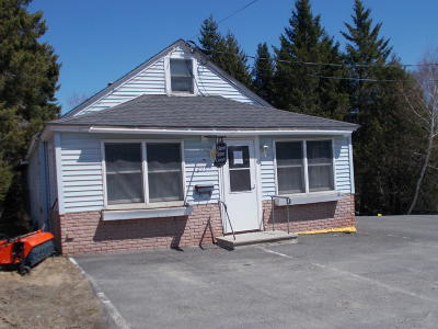 Caribou Single Family Home For Sale: 299 Sweden Street