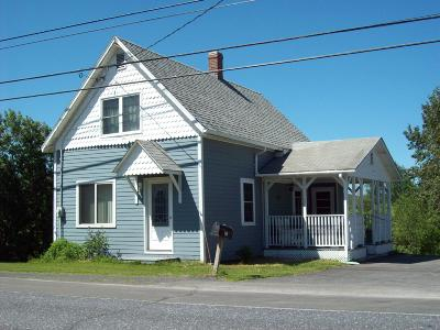 Madawaska Single Family Home For Sale: 872 Main Street