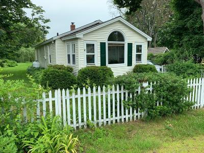 Eliot Single Family Home For Sale: 4 Pleasant Avenue