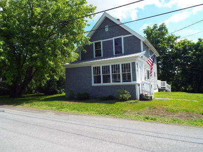 Caribou Single Family Home For Sale: 15 Page Avenue