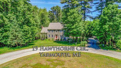 Yarmouth Single Family Home For Sale: 19 Hawthorne Circle
