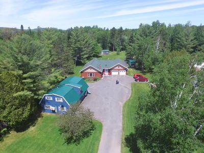 Multi Family Home For Sale: 195 E Plantation Road