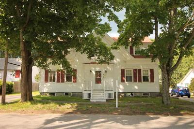 Saco Multi Family Home For Sale: 20 Summer Street #2