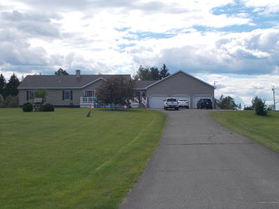 Caribou Single Family Home For Sale: 222 Lombard Road