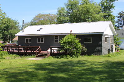 Harpswell ME Single Family Home For Sale: $275,000