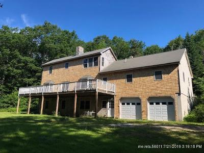 Scarborough, Cape Elizabeth, Falmouth, Yarmouth, Saco, Old Orchard Beach, Kennebunkport, Wells, Arrowsic, Kittery Single Family Home For Sale: 1 Crestview Lane