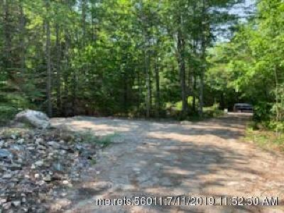 Gouldsboro Residential Lots & Land For Sale: 51 Old Route 1 Road