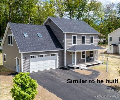 Freeport Single Family Home For Sale: Lot 2 Map 18 Lot 16a Route 1 North