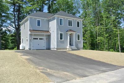 Saco Single Family Home For Sale: 7 Lombard Lane