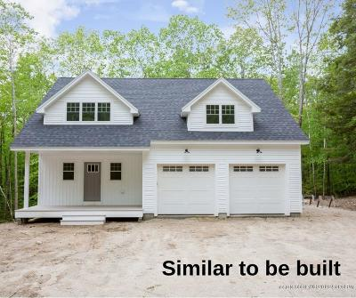 Freeport Single Family Home For Sale: Lot A Map 18 Lot 15 Route 1 North