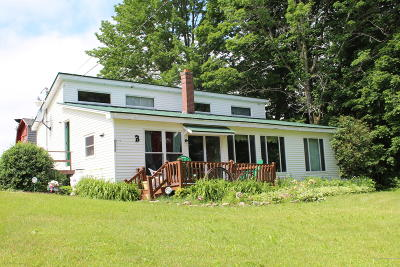 Single Family Home For Sale: 44 Flinn Road