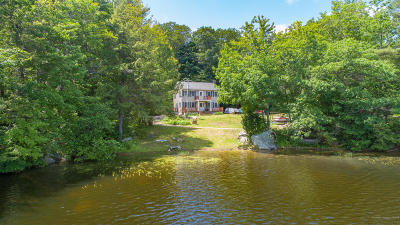 Windham Single Family Home For Sale: 76 & 80 Overlook Road