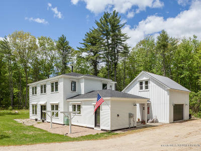 Kennebunk Single Family Home For Sale: 7 Henri Drive