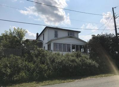 Madawaska Single Family Home For Sale: 144 6th Avenue