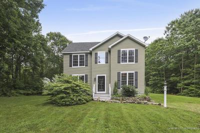 Kennebunk Single Family Home For Sale: 12 Elannas Way