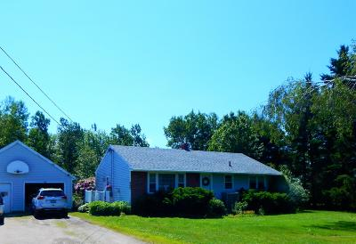 Single Family Home For Sale: 990 Bar Harbor Road