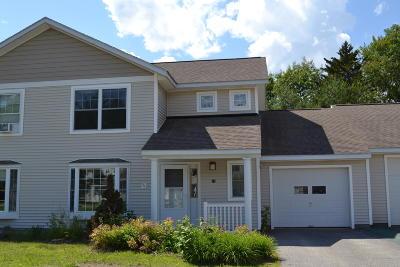 Brunswick Condo For Sale: 25 Beaver Pond Road #25