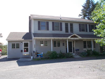 Presque Isle Multi Family Home For Sale: 322 Washburn Road