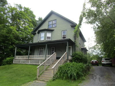 Presque Isle Single Family Home For Sale: 242 State Street