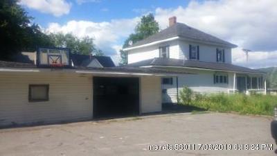 Blaine Single Family Home For Sale: 14 Community Center St