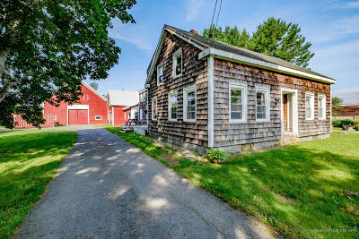Scarborough ME Single Family Home For Sale: $440,000